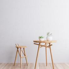 Scandinavian Living Room Inter...