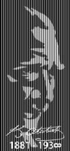 Ataturk Silhouette. Vector Sil...