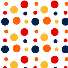 Abstract Background With Dots ...