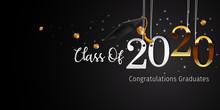 2020 Graduation With Cap Vecto...