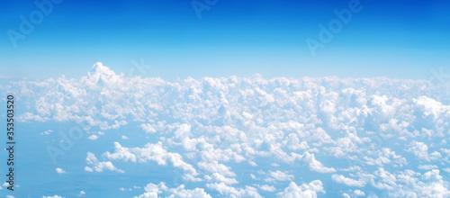 Fényképezés Sky top view