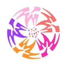 Abstract Mandala  Vector Illus...