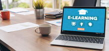 E-learning And Online Educatio...