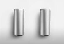 Set Of Silver High Aluminum Ca...