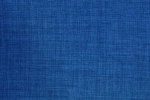 Dark Blue Linen Fabric Cloth T...