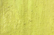 canvas print picture - Beautiful vintage yellow background with old yellow paint with rough surface, streaks and uneven texture of yellow paint on old rough surface