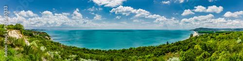 Fototapeta Bulgarische Schwarzmeer Küste bei Albena Beach obraz