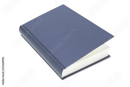 Obraz na plátně A dummy book isolated on white
