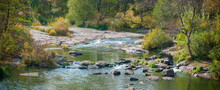 The Ros River In Ukraine Cross...