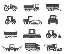 Agricultural Machinery, Vehicl...