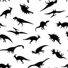 Seamless Vector Pattern With D...