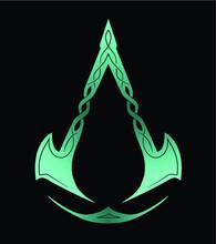 Assassin Creed Valhalla Logo