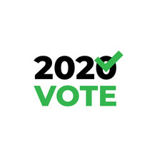Template Simple Election Icon ...