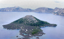 View Of Wizard Island From The...