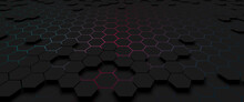 Pattern Hexagon Background Abs...