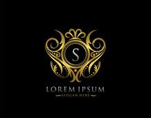 Luxury Boutique S Letter Logo....