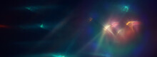 Abstract Image Of Lens Flare. ...