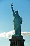 Fototapeta Nowy Jork - Symbol Stanów Zjednoczonych Ameryki , Statua Wolności, znajduje się w  Nowym Jorku