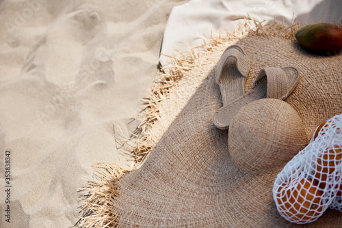 Fashion on the beach