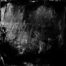 Black Scratched Grunge Horror ...