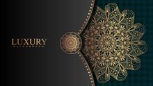 Mandala Luxury Background