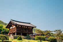 Chiljangsa Temple, Korean Trad...