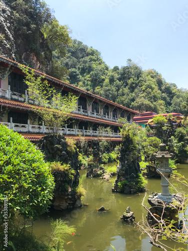 Fotografija Ipoh Malaysia - Sam Poh Tong Temple 2