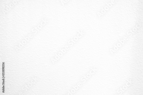 Fototapety, obrazy: White Plaster Stucco Wall with Water Stains Background.