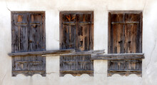 Traditional Ottoman Shuttered ...