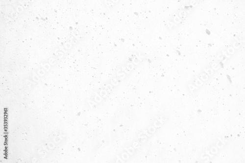 Fototapeta White Grunge Concrete Wall Texture background. obraz na płótnie