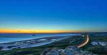 Image Of St Ouens Bay In The E...