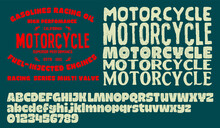 Motorcycle Club Community Logo...