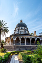 Mount Of The Beatitudes Black ...