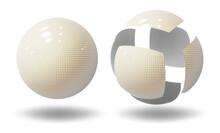 High Tech Sphere, Ball. Indust...