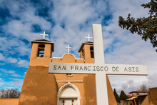 Cross At The San Francisco De ...