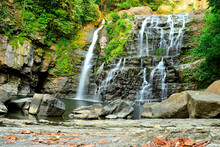 Nauyacas Falls, Perez Zeledon,...