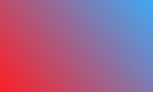 Red And Blue Dual Tone Gradient Background  5000x3000
