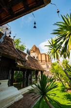 Landscape Of Chedi Luang Varav...