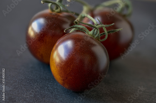 Fotografie, Obraz Black tomato variety