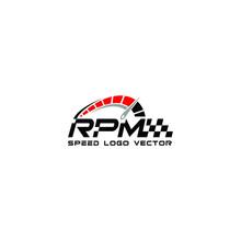 RPM Vector Logo Graphic Modern...