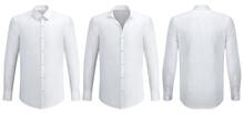 White Classic Shirt. Men's Shi...