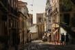 Vieille Ville colorée de Lisbonne Portugal