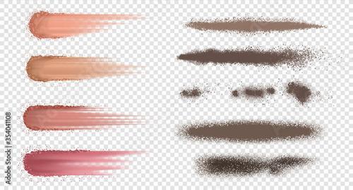 Powder brush Canvas-taulu