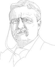 Theodore Roosevelt - 26 US President