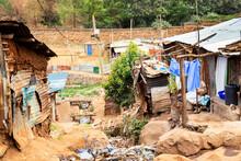 Kibera Is The Biggest Slum In ...