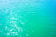 Texture Of A Turquoise Water S...