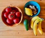 Owoce i warzywa jedzenie