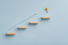 Conceptual Image Of Idea, Inno...