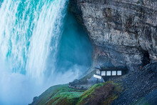 The Horseshoe Falls At Niagara...