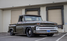 Vintage Classic Muscle Truck